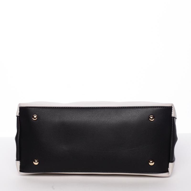 Krásná kabelka Tommasini Luana, béžová