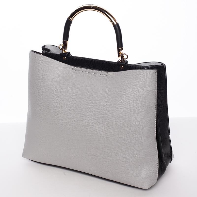 Krásná kabelka Tommasini Luana, šedá