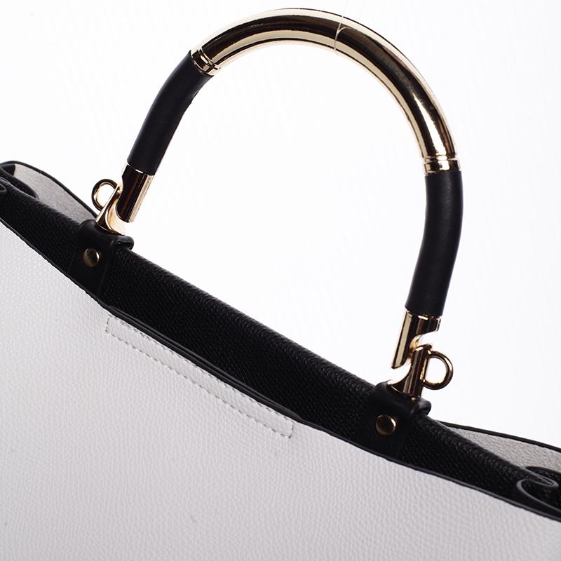 Krásná kabelka Tommasini Luana, bílá