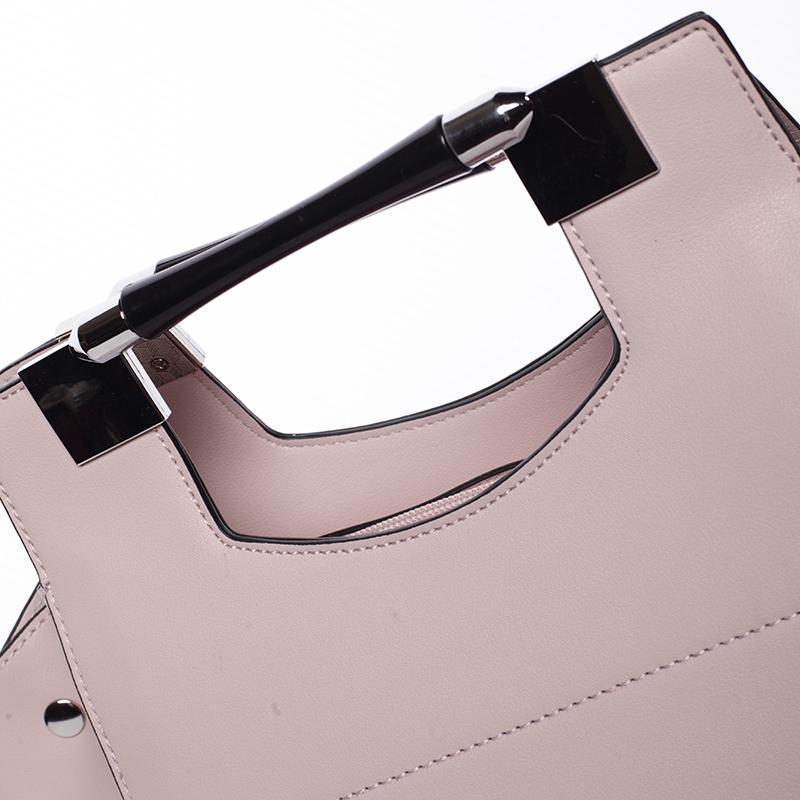 Extravagantní kabelka Tommasini Perla, růžová
