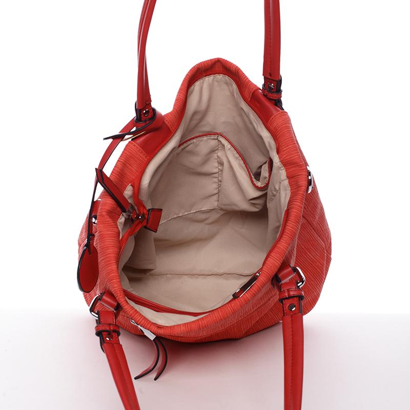 Dámská kabelka MC Mary Ximena, červená