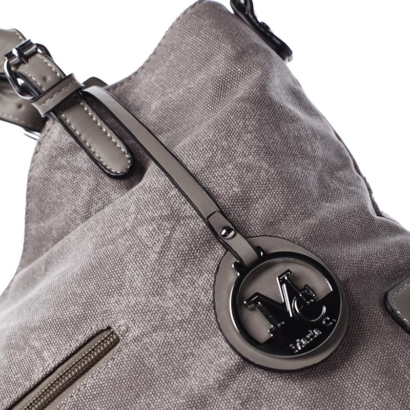 Dámská kabelka přes rameno Rita, šedá