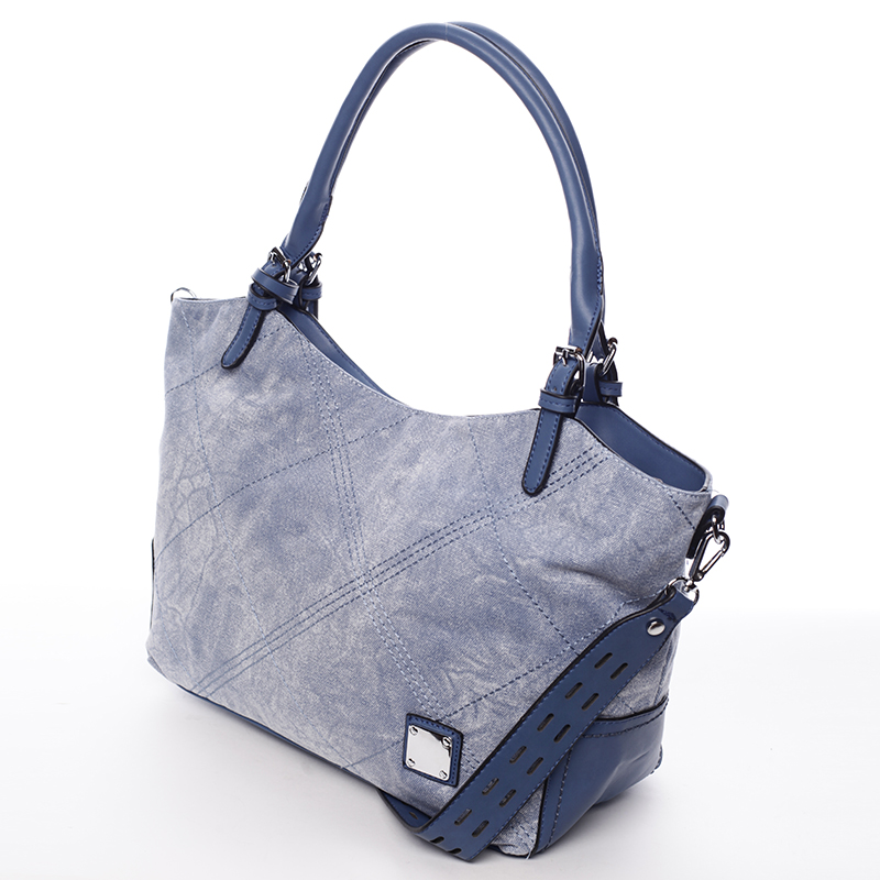 Dámská kabelka přes rameno Rita, tmavě modrá