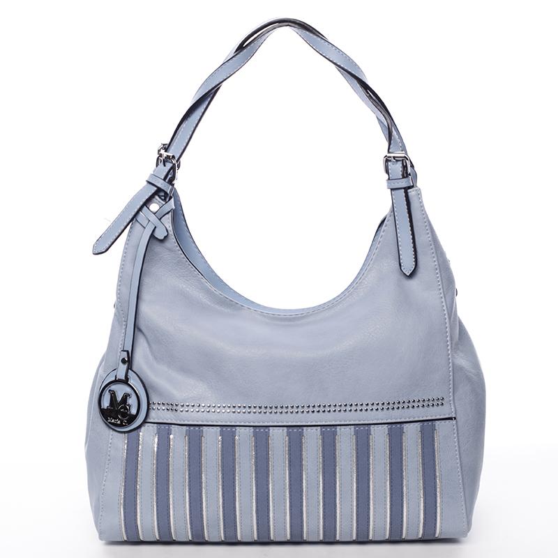 Dámská módní kabelka přes rameno Nazarena, modrá