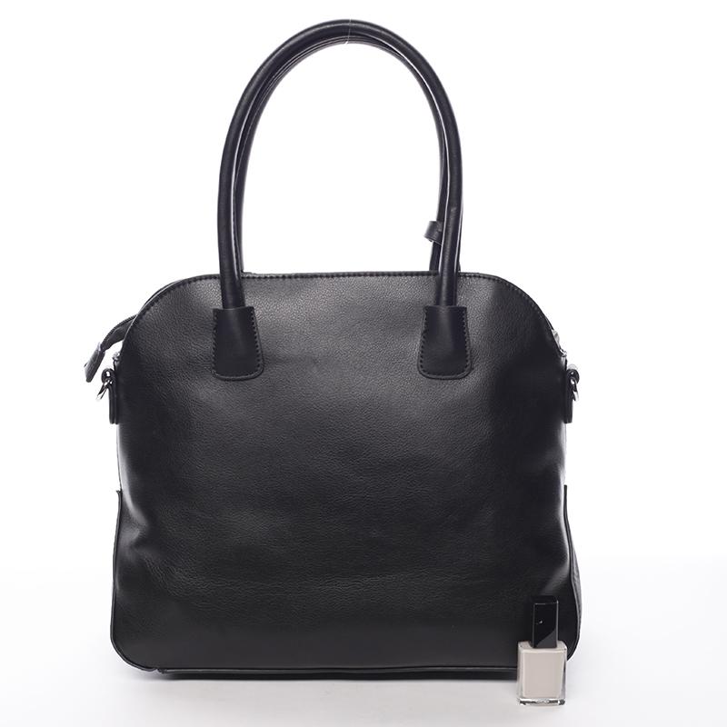 Nadčasová kabelka přes rameno Mía, černá