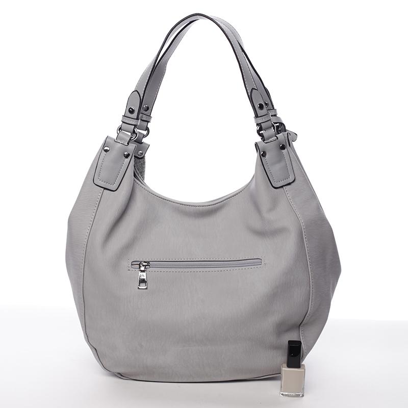 Originální kabelka Mc Mary Milagros, šedá