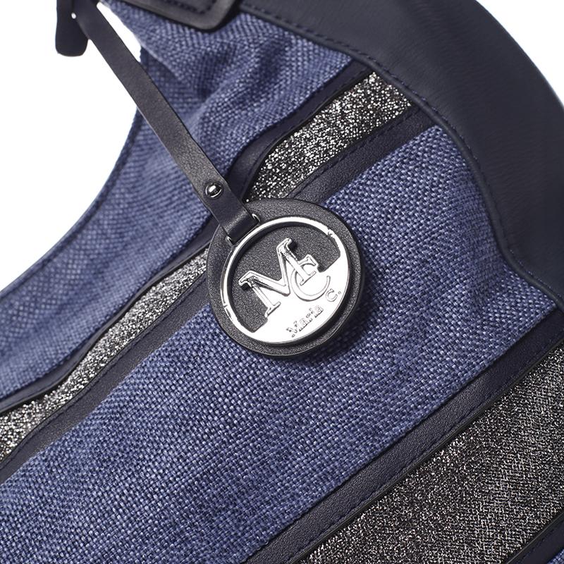 Originální kabelka Mc Mary Milagros, modrá