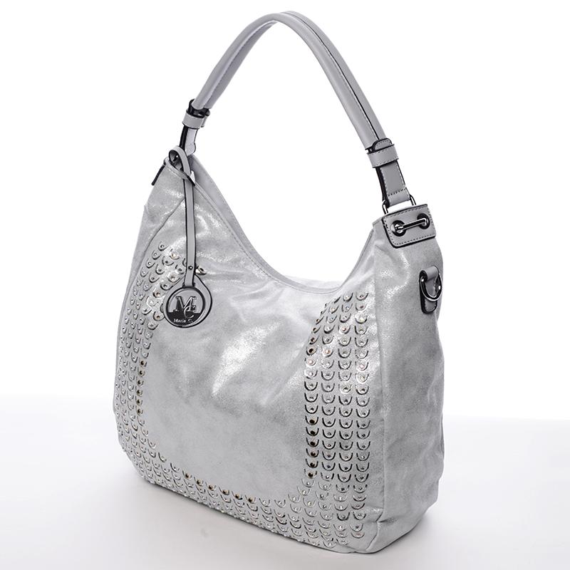 Extravagantní a luxusní kabelka Maya, modrá