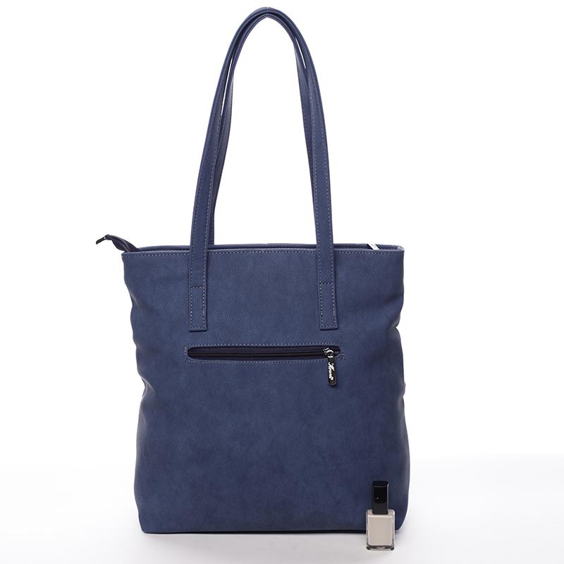 Dámská kabelka přes rameno Karen Marika, modrá