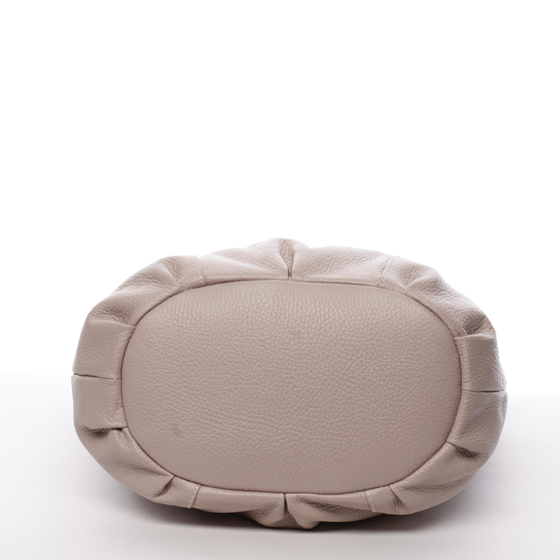 Dámská stylová kabelka přes rameno Cristal, růžová