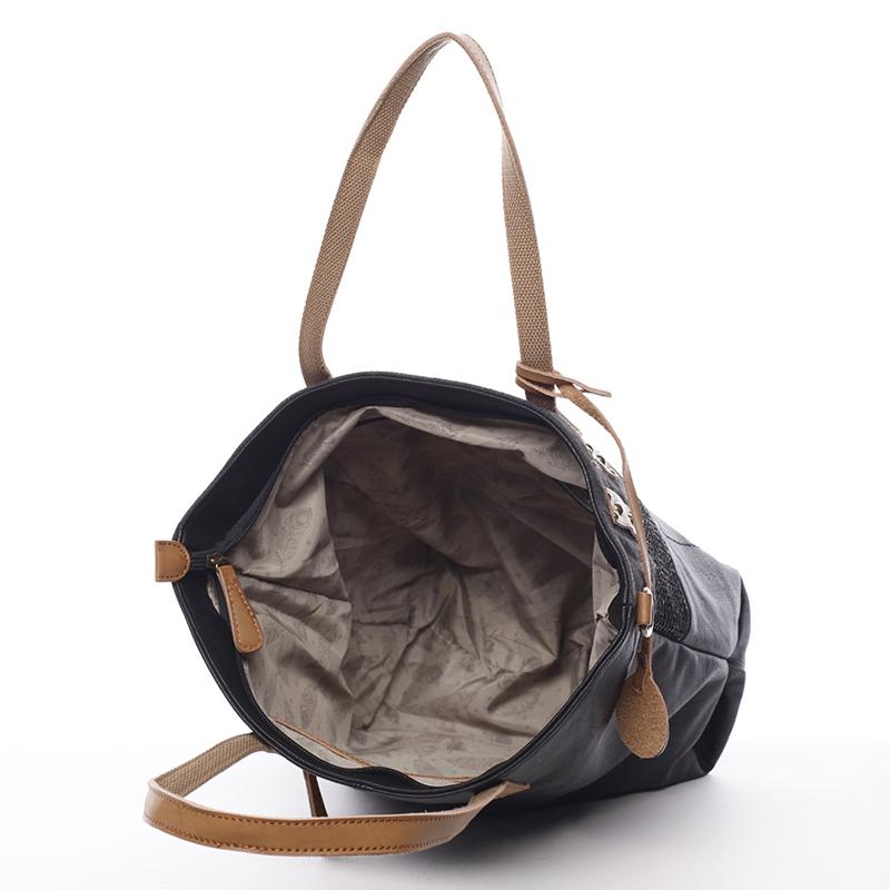 Módní kabelka Mc Mary Isadora, černá