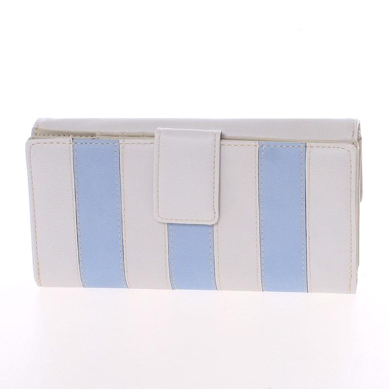 Dámská luxusní peněženka Dudlin Calíope, šedá