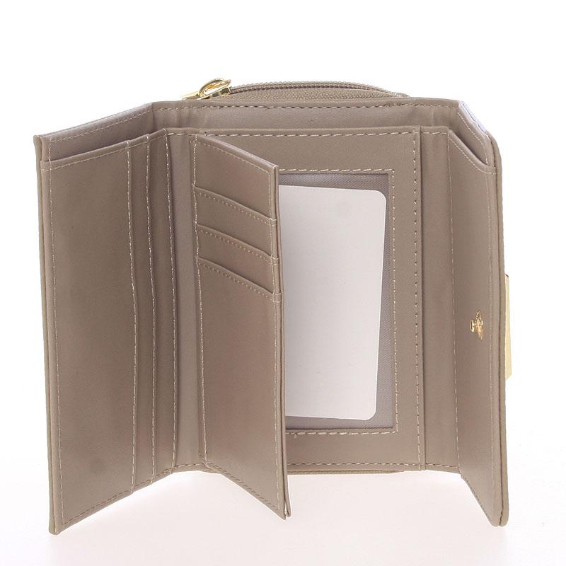 Dámská Dudlin Avril peněženka, oříšková