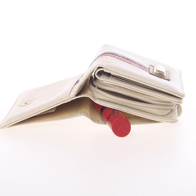 Stylová dámská peněženka Tatiana, béžová