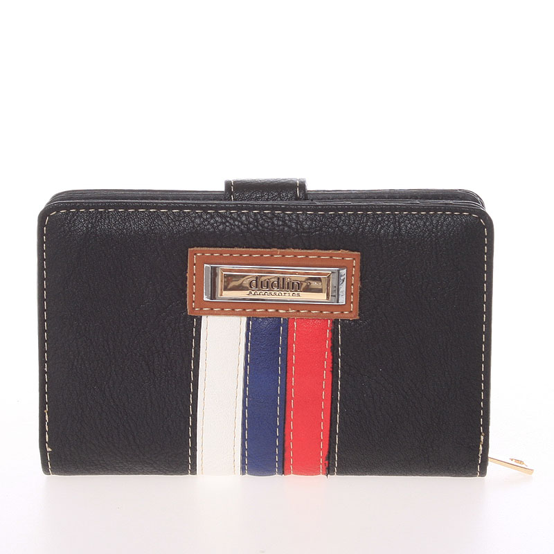 Stylová dámská peněženka Tatiana, černá