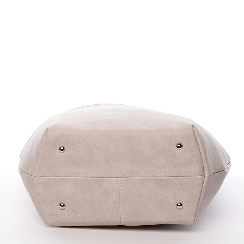 Trendová kabelka Karen Donata, béžová