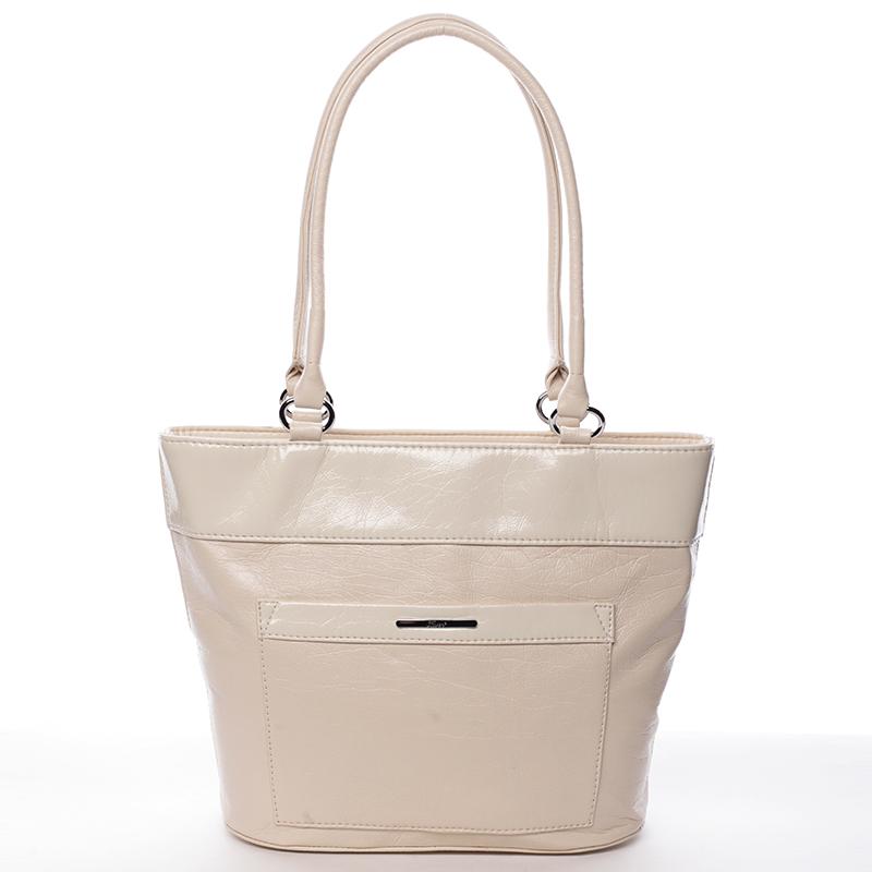 Karen dámská kabelka Natali, krémová
