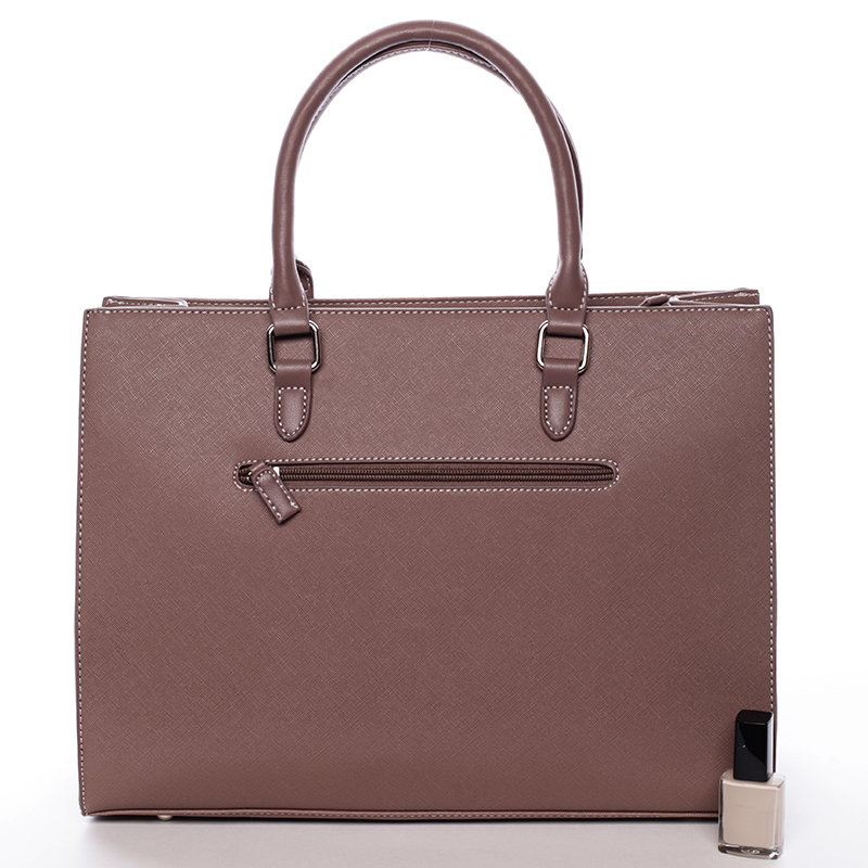 Dámská kabelka pro moderní ženu Sonia, dark pink