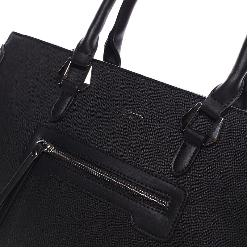 Dámská kabelka pro moderní ženu Sonia, černá