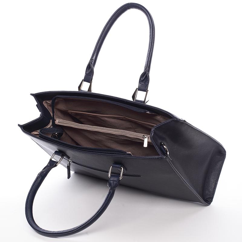 Dámská kabelka pro moderní ženu Sonia, tmavě modrá