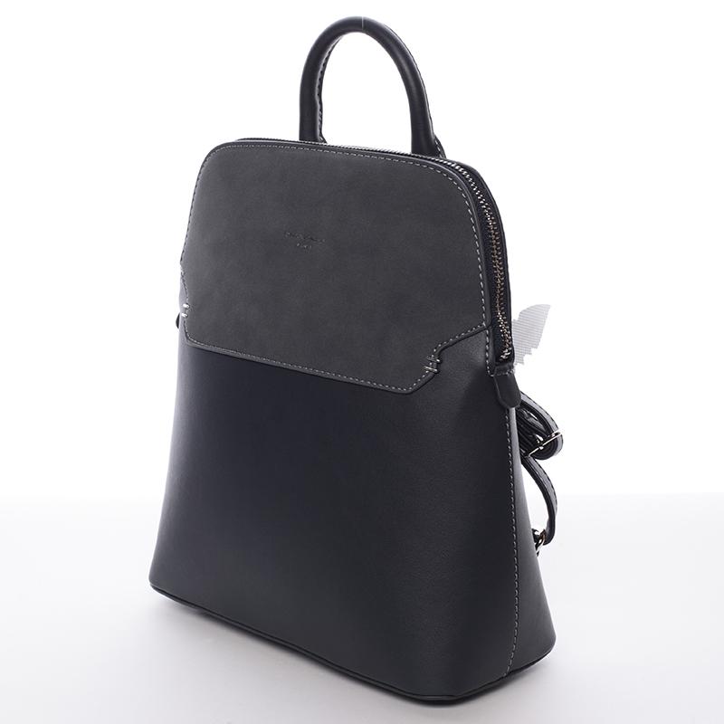 Originální batoh Lidia, páví modř