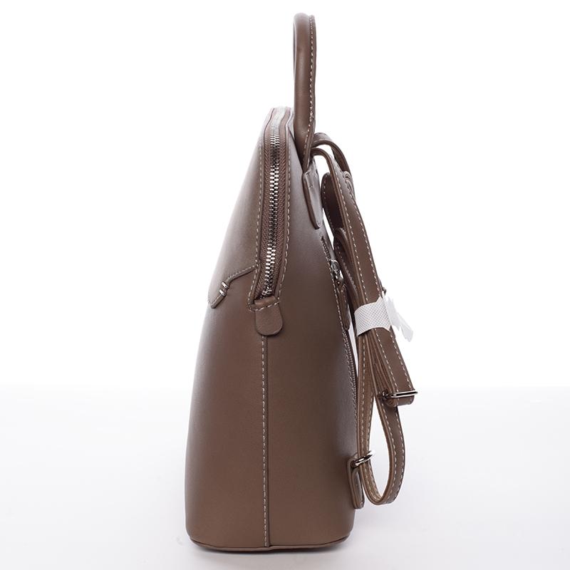 Originální batoh Lidia, dark camel