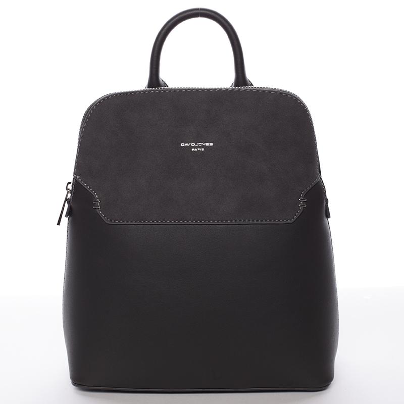 Originální batoh Lidia, tmavě šedý