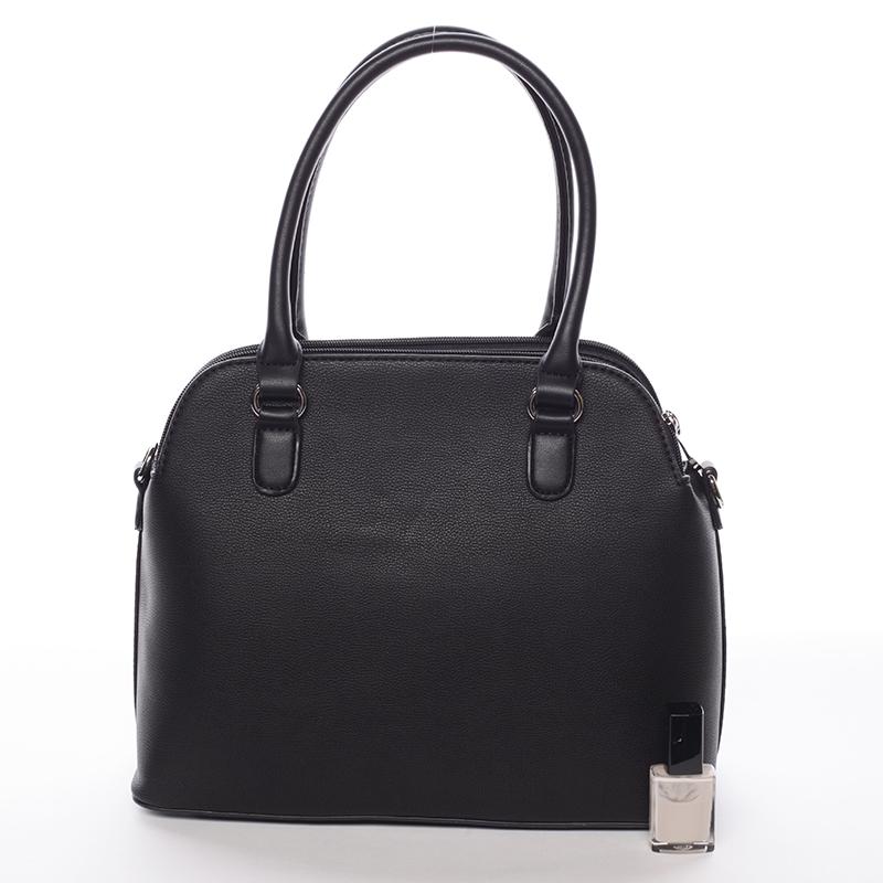 Trendová kabelka do ruky Elaina, černá