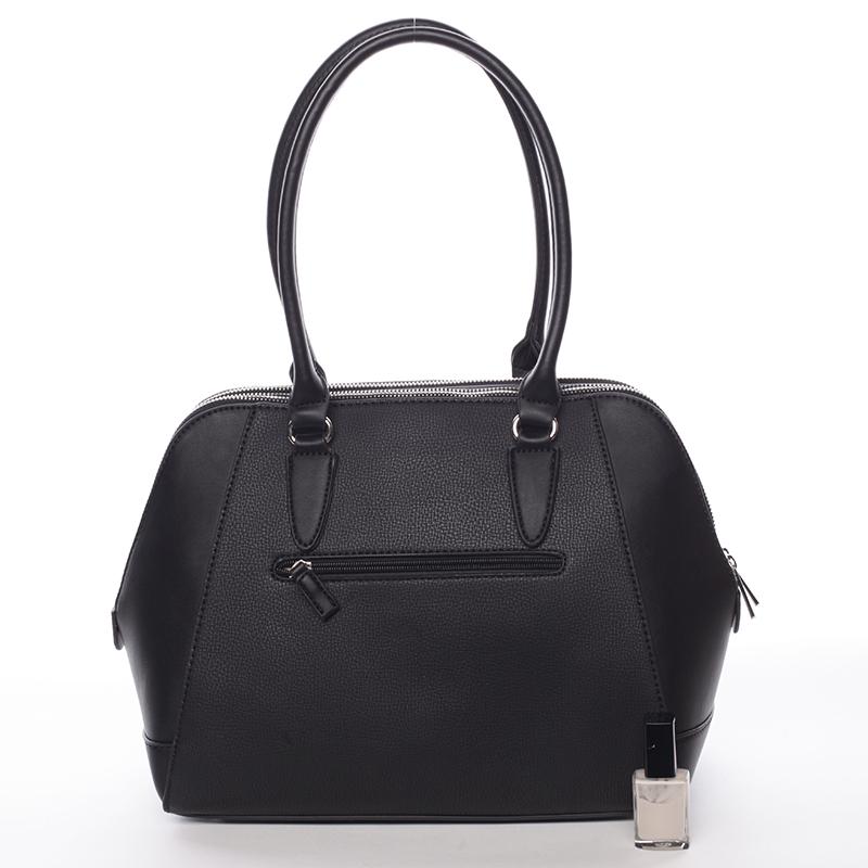 Praktická kabelka přes rameno Marilú, černá