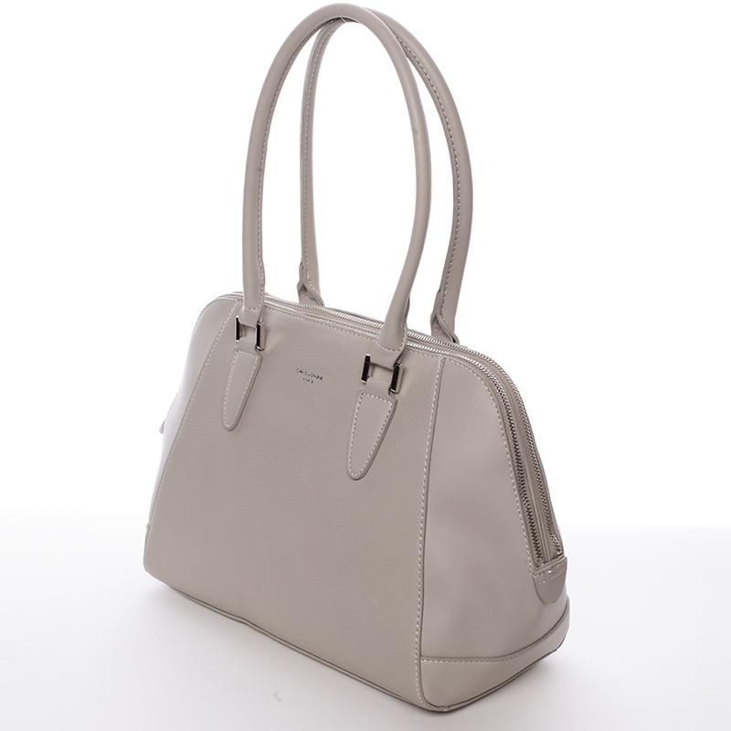 Praktická kabelka přes rameno Marilú, šedá