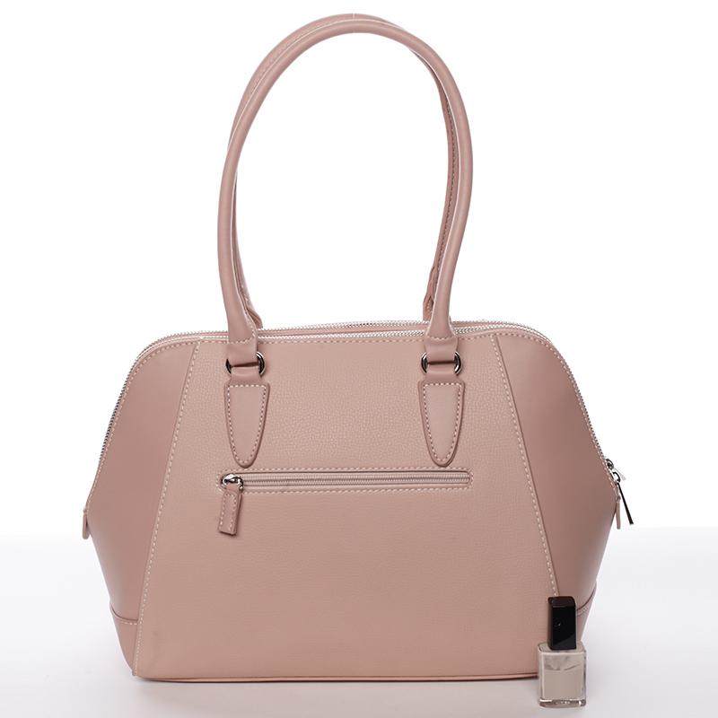 Praktická kabelka přes rameno Marilú, růžová