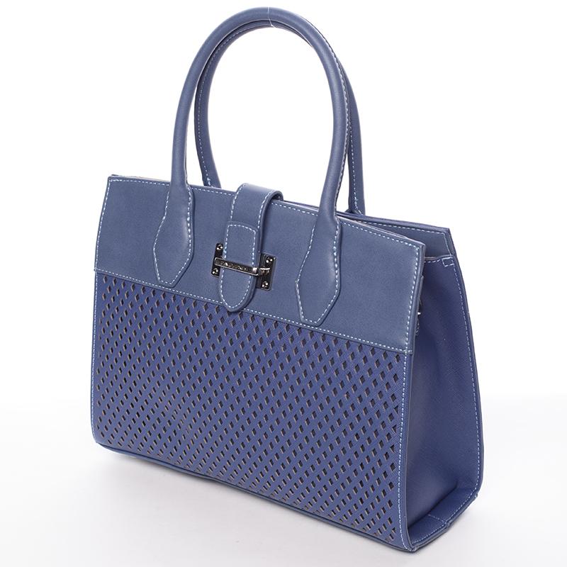 Originální dámská kabelka Dora, modrá