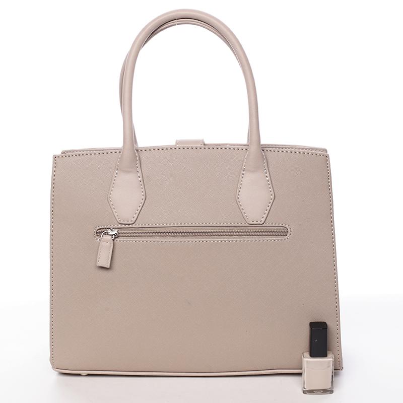 Originální dámská kabelka Dora, camel