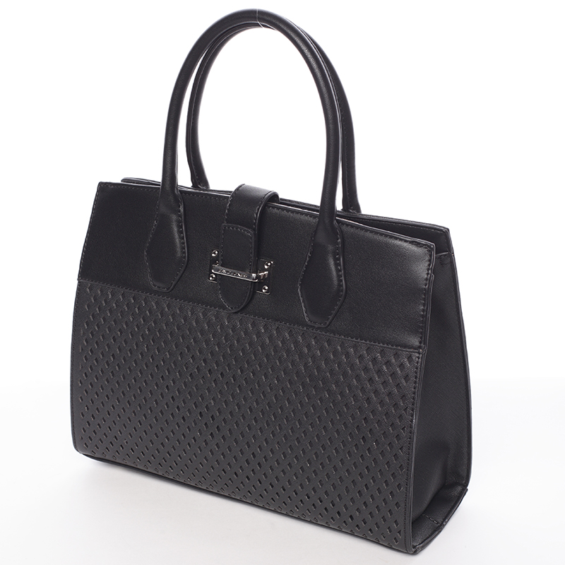 Originální dámská kabelka Dora, černá