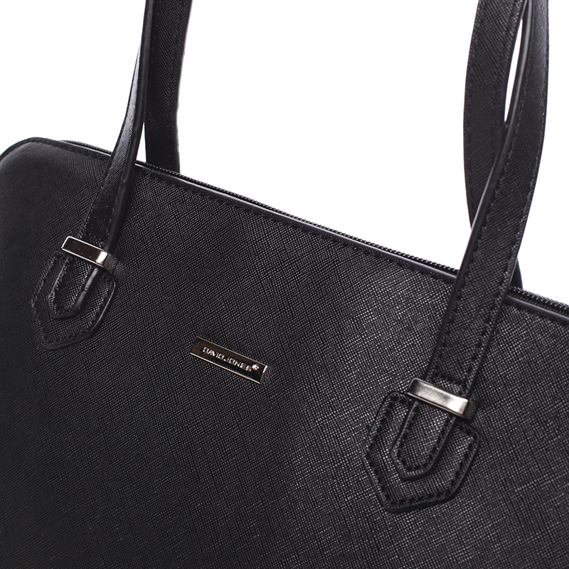 Klasická kabelka David Jones Azalea, černá