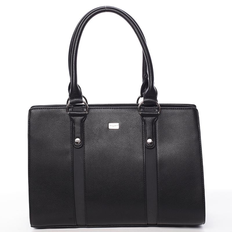 Elegantní kabelka Brunela, černá