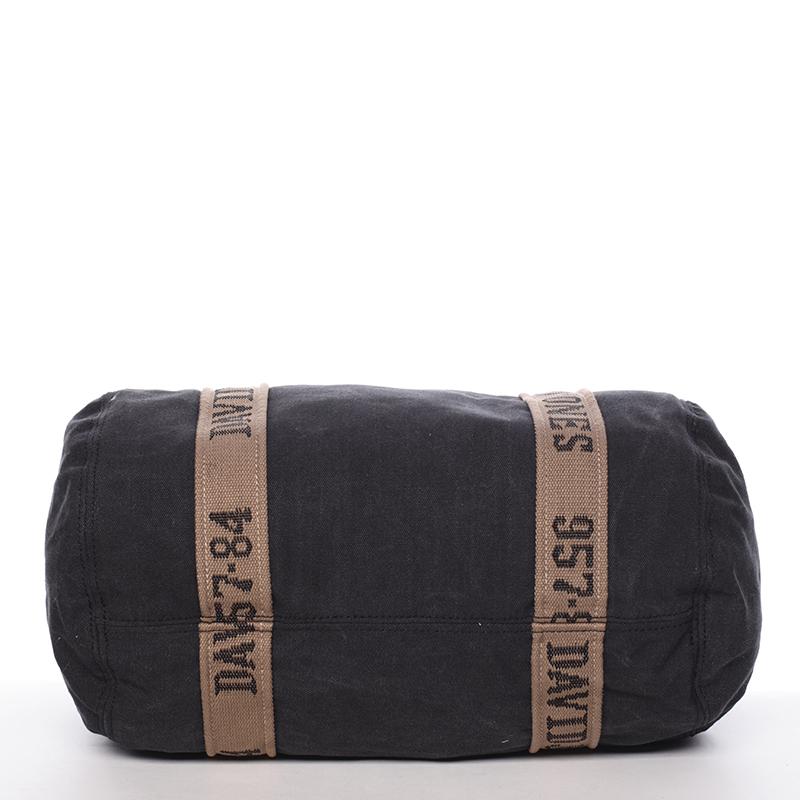 Stylová taška na sport Ana, černá