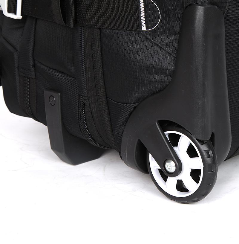 Batoh na kolečkách Granite Gear, černý