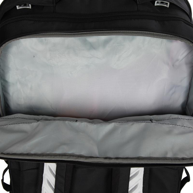 Velký multifunkční batoh na kolečkách Granite Gear, černý