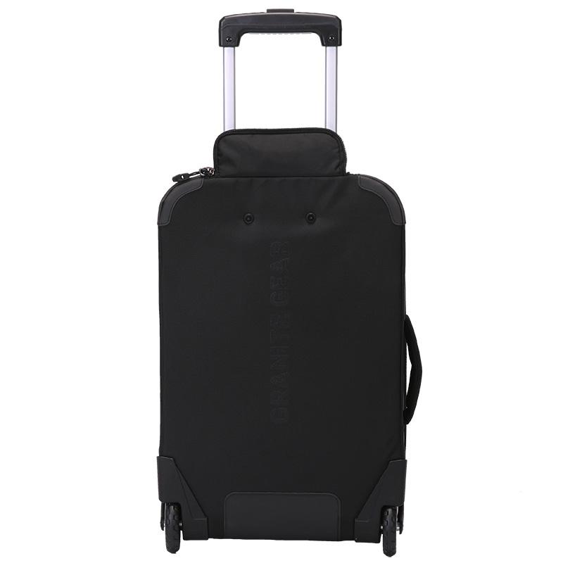 Originální batoh na kolečkách Granite Gear, černý