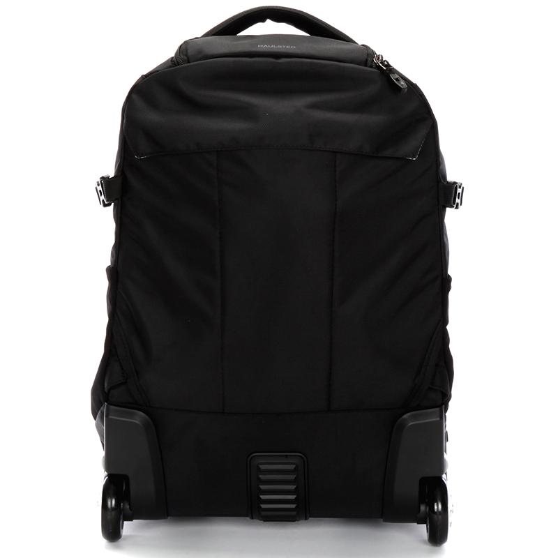 Odolný batoh na kolečkách Granite Gear, černý