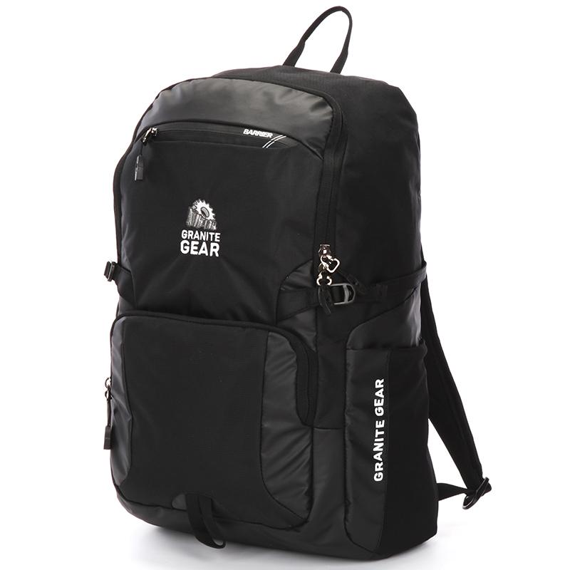 Kvalitní turistický a sportovní batoh Granite Gear, černý