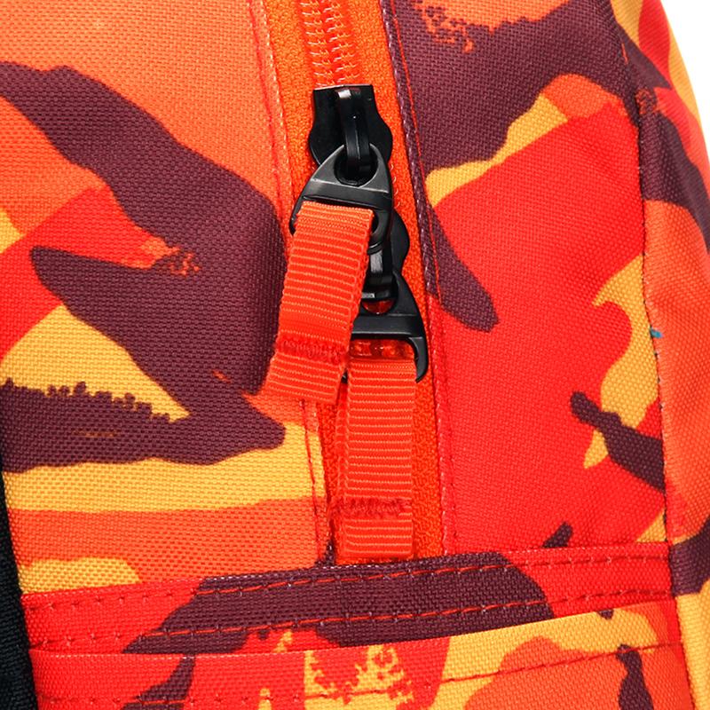 Stylový cestovní batoh Suissewin, oranžový