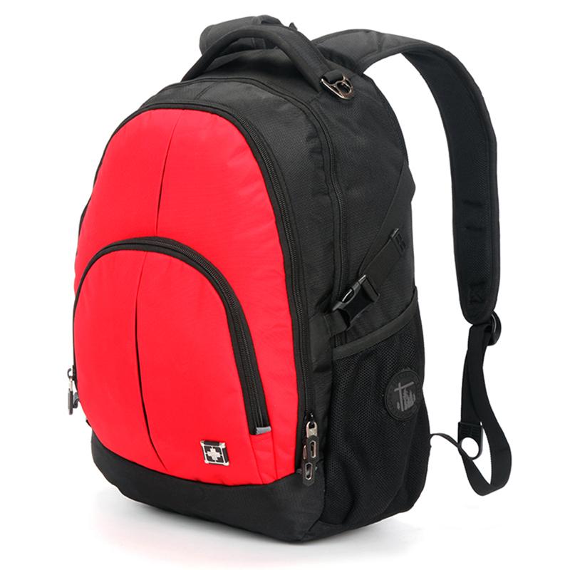 Odolný batoh na cesty Sussewin, červený