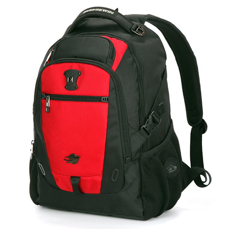Multifunkční prodyšný batoh Sussewin, červený