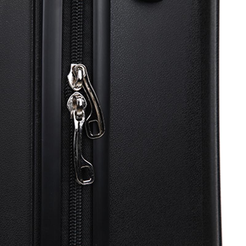 Cestovní kufr Sussewin, černý vel. I