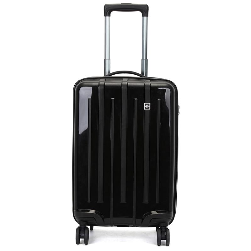 Cestovní kufr Sussewin, černý vel. II