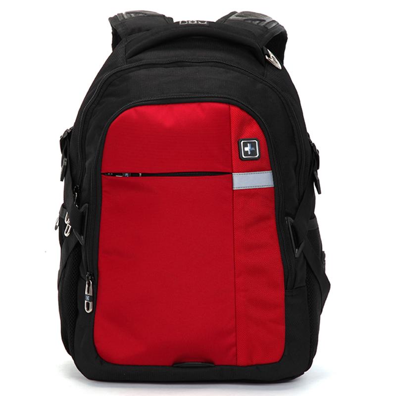 Cestovní funkční batoh Sussewin, červený