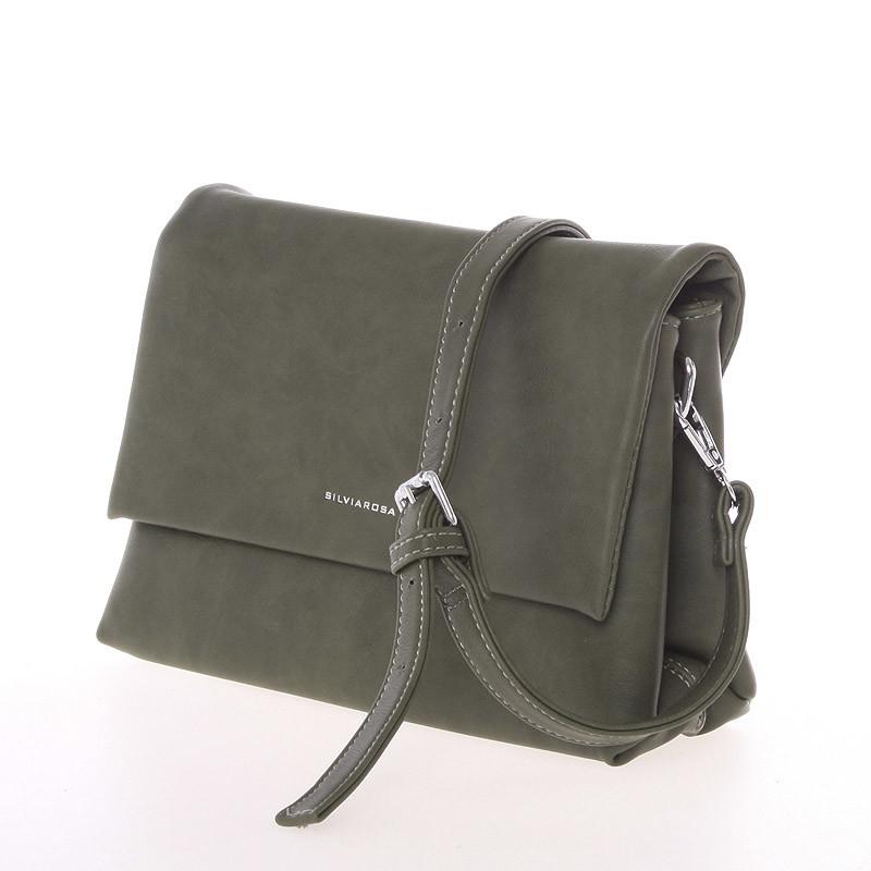 Dámská crossbody kabelka Casia, zelená