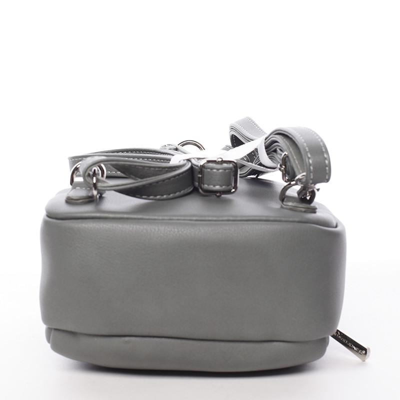 Stylový batůžek STiX David Jones, šedý